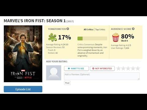 Screaming Boy EP 18 2.0:  Iron Fist Netflix Series, Worst GI Joe Names