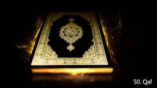Surah 50. Qaf - Saud Al-Shuraim