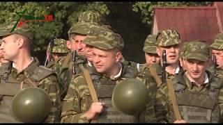 Военное обозрение (25.09.2018) Занятия территориальных войск