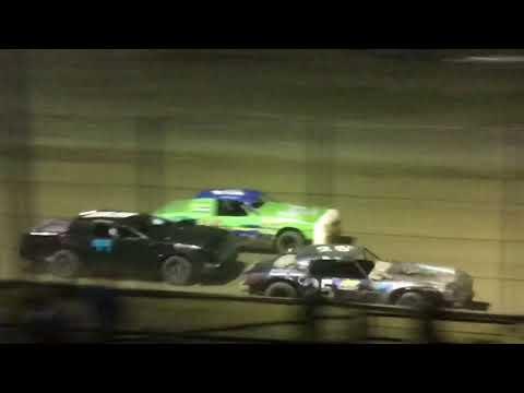 Jackson Motor Speedway 3/9/18 Factory Stock Feature