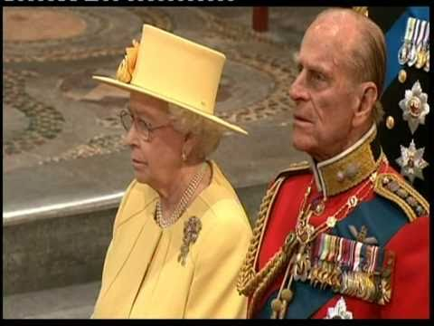 God Save The Queen - The Royal Wedding  - 29th April, 2011