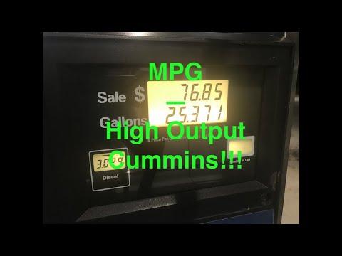 2019 RAM 3500 High Output CUMMINS - MPG & DEF UPDATE!!!