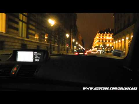 Ride In Bmw SERIE 1M  - Start Up, Hard Revs And Accelerations Sound !!!