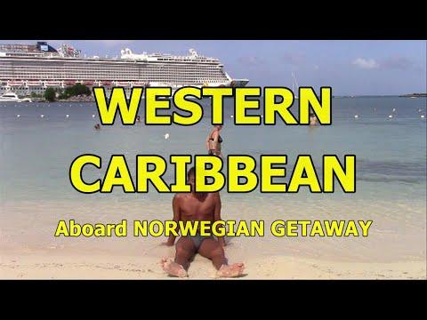 Norwegian Getaway, Western Caribbean Cruise, November 2015