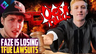 Tfue FaZe Lawsuit Update Big Losses for FaZe as Their Own Posts Hurt Them