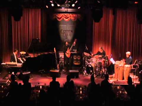Volcan Live at the Cotton Club  Tokyo Set One