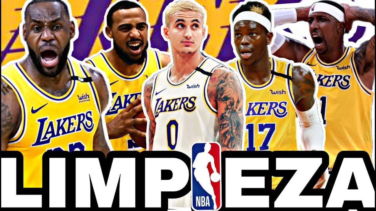 🚨TERREMOTO!!!🚨TODOS FUERA!!! 🔥 LIMPIEZA en LAKERS!!   MERCADO NBA
