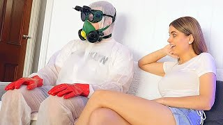 DATING my Girlfriend in Quarantine!