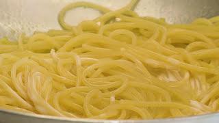 Spaghetti al limone - video ricetta - Grigio Chef