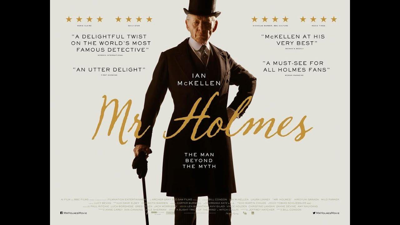 Ο ΚΥΡΙΟΣ ΧΟΛΜΣ - Mr Holmes Full HD   GR SUBS