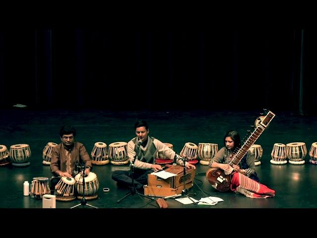 Bhairavi Raag|Bhajan|Subash Giri|Indian Music Ensemble|University of Alberta