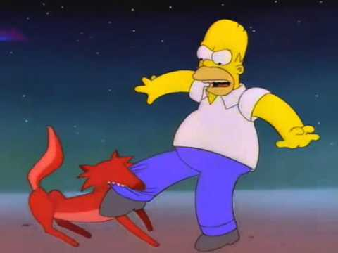 "Spirit Guide (a.k.a. ""the... is listed (or ranked) 23 on the list The Best Simpsons Non-Human Characters"