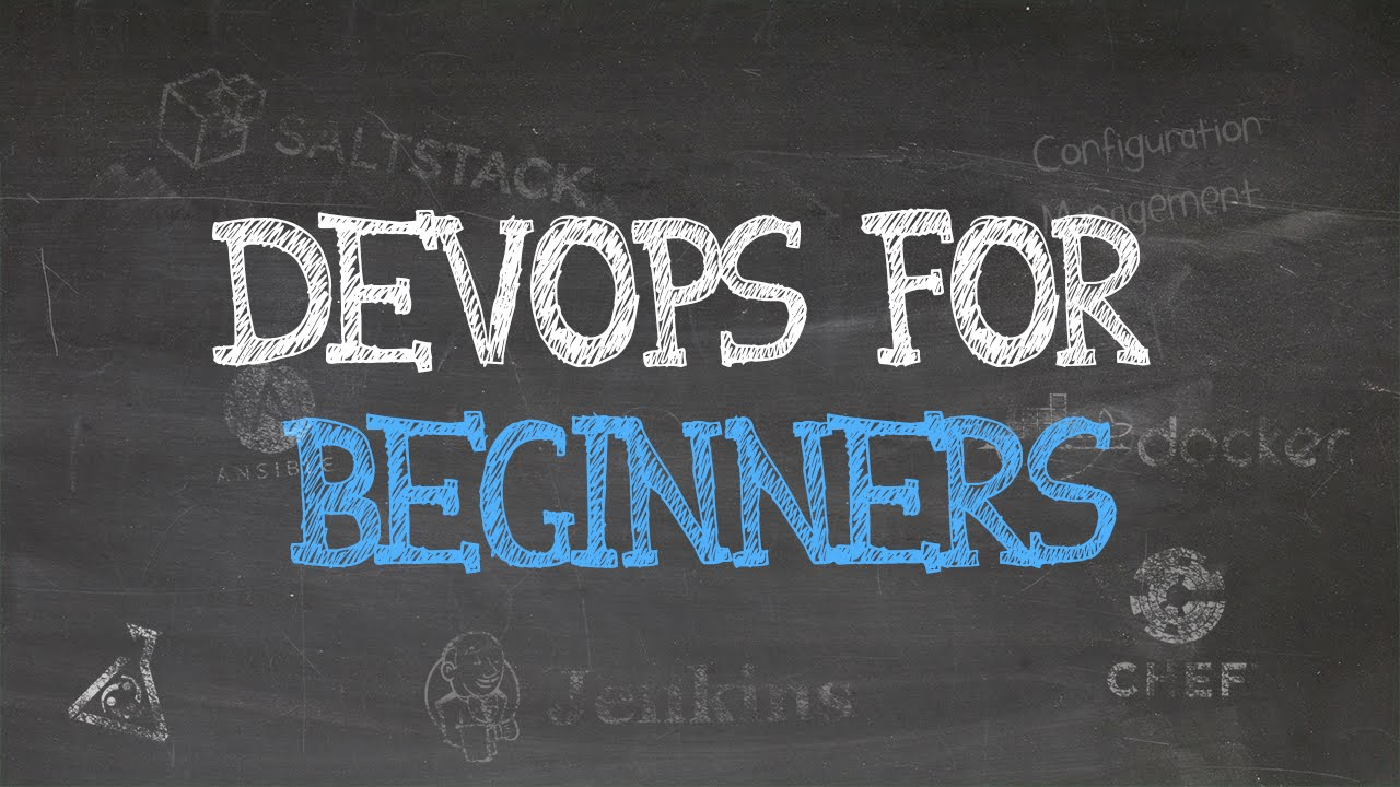 DevOps for Beginners Course Introduction: DevOps Library Beginner #1 -  YouTube