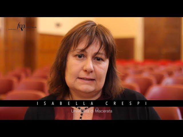 Isabella Crespi - Smart working e conciliazione famiglia lavoro