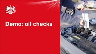 Oil checks