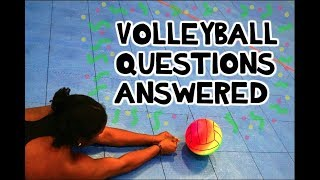 Does HEIGHT Matter In Volleyball? ⎮VOLLEYBALL Q & A