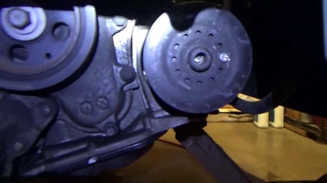 A/C compressor FREE FIX! Toyota Clutchless type