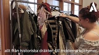 Tillskärarakademin i Göteborg - Scenkostym och historiska dräkter