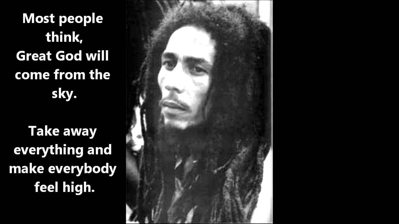 Get Up Stand Up Bob Marley With Lyrics Youtube