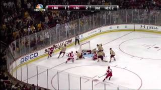 Boston University at Boston College Highlights - 11/07/2014