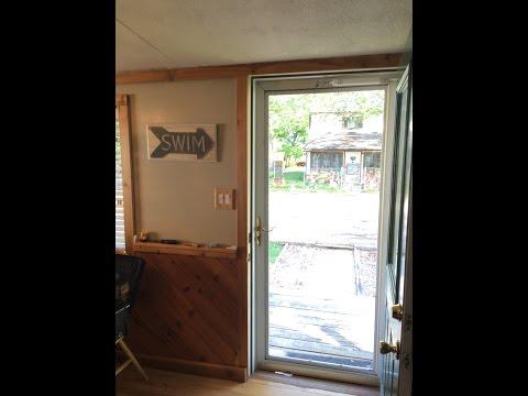 How To Adjust Your Storm Door Closer/retractor - 😀EASY FIX