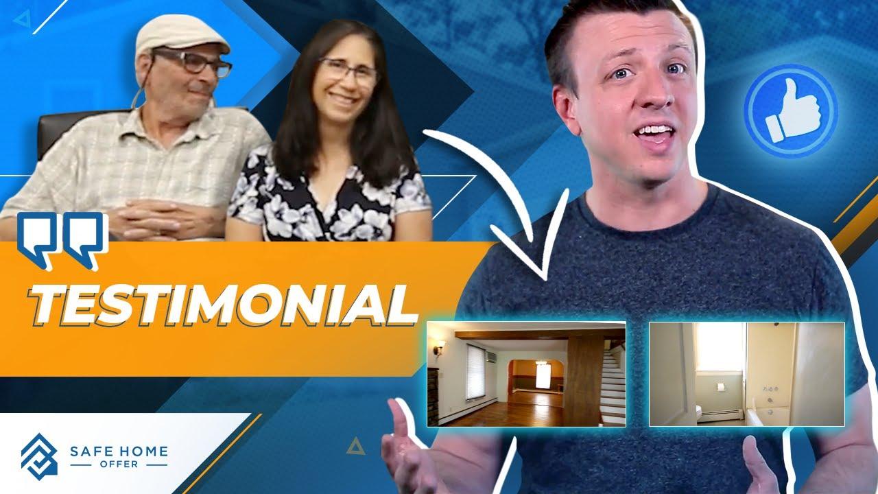Testimonial from John and Kathy - We Buy Houses in Harrisburg, PA