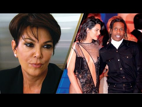 Kris Jenner THROWS SHADE at Kendall's Boyfriend A$AP Rocky, Wants Her Back with Harry Styles