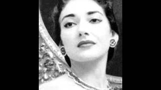 Maria Callas Sings The Mad Scene From Thomas