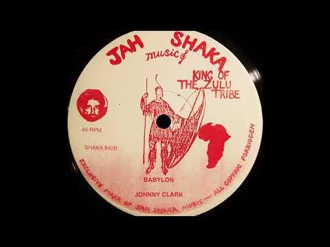 JOHNNY CLARKE - Babylon [1980]