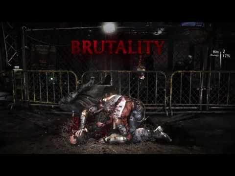 Mortal Kombat X [Kielle2424: Kano, Jason and Scorpion]