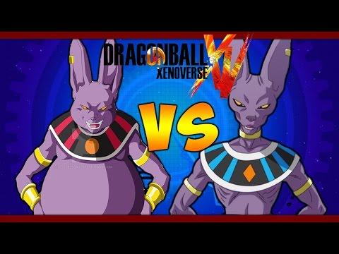 Champa Vs White Tiger Beerus Mod | Dragon Ball Xenoverse Mods