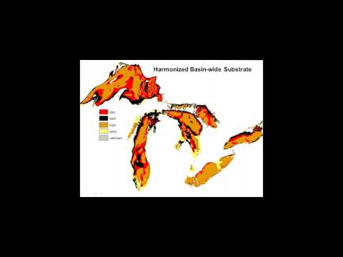 Great Lakes Seminar Series, Catherine Riseng & Kevin Wehrly, Great Lakes Aquatic Habitat Framework