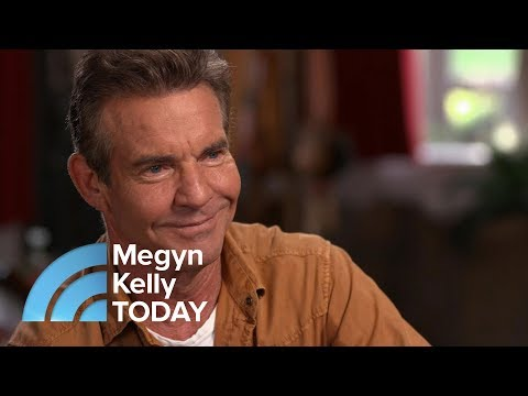 Dennis Quaid On Ronald Reagan As He Gears Up To Play Him: 'He Was A Great Man' | Megyn Kelly TODAY