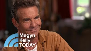 Dennis Quaid On Ronald Reagan As He Gears Up To Play Him: 'He Was A Great Man'   Megyn Kelly TODAY