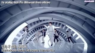 [HD] INFINITE - Man In Love (남자가 사랑할 때) MV [Hangul + Romanization + English Lyrics/Subs]