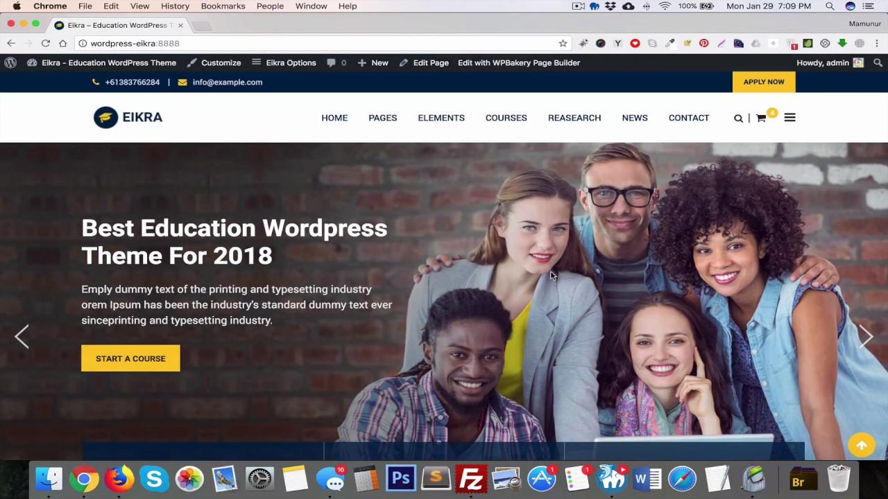 WordPress Dating thème Nulled