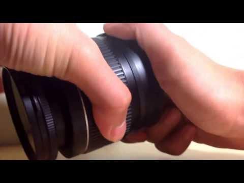 R.i.p Canon 18-55mm lens