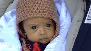 Baby needs new liver, finds match in minutes
