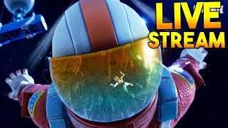 LIVESTREAM #497 FORTNITE ! NOVA TEMPORADA COME-OU ! #GIVEAWAY de :D HYPE