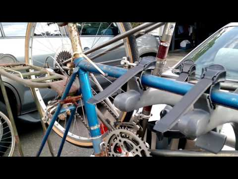 Vintage Raleigh Grand Prix with Working Light Generator
