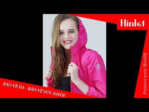 Áo Khoác Dù Nữ Chống Tia UV HUMBGO 2019 - Mặc Là Phải đẹp