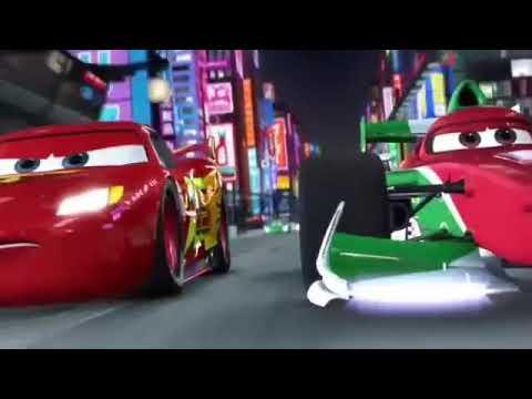 Cars 2 Deleted Scene (Reversed)