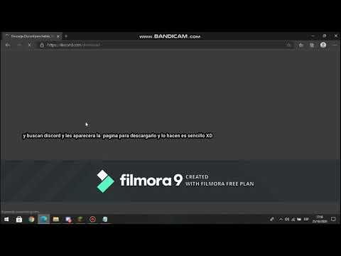El peor tutorial de como descargar discord XD