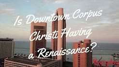 Downtown Corpus Christi Texas
