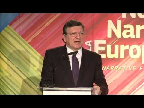 Barroso's provocation - New Narrative for Europe