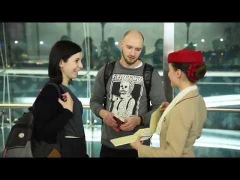 Emirates Airline: Celebrating International Day of Happiness