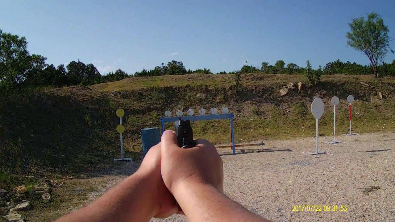 Action Pistol Steel @ CCPC 7 22 17