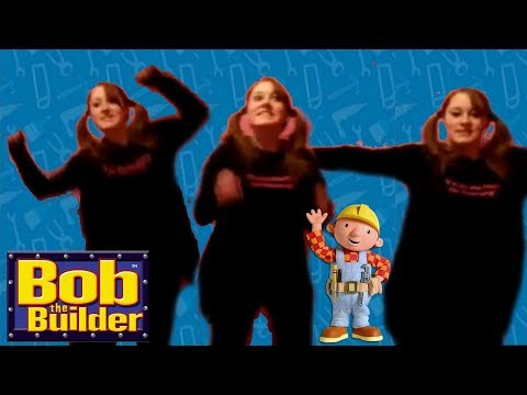 Bob the Builder: Big Fish Little Fish dance (2010) | Amy McL