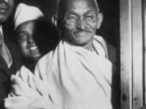 Indians in London: Mahatma Gandhi or Bapu or Gandhigiri