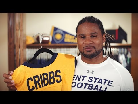 Come Home for Kent State Homecoming 2016 with Josh Cribbs